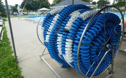 Lane Ropes
